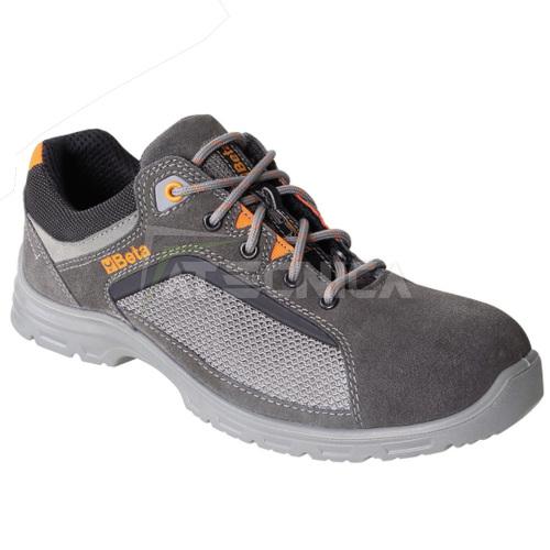 Chaussures de sécurité Beta 7212FG en daim perforées avec insert à l'embout IqBqI9
