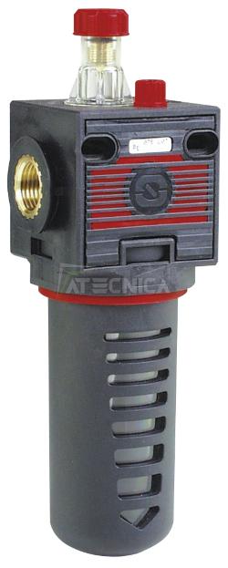 R/égulateur de pression Fiac 950//2 avec Filtre-manom/ètre et rapide de 2 robinets pour compresseurs dair 0-16 bar