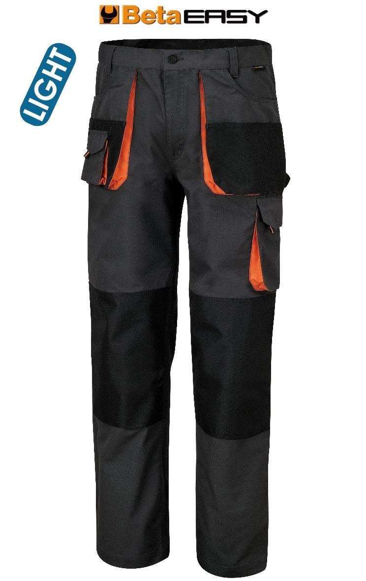 Couleur Multipoche De Modèle Travail 7860e Beta Work Pantalon Long Léger GrisAtecnica xBdCoe
