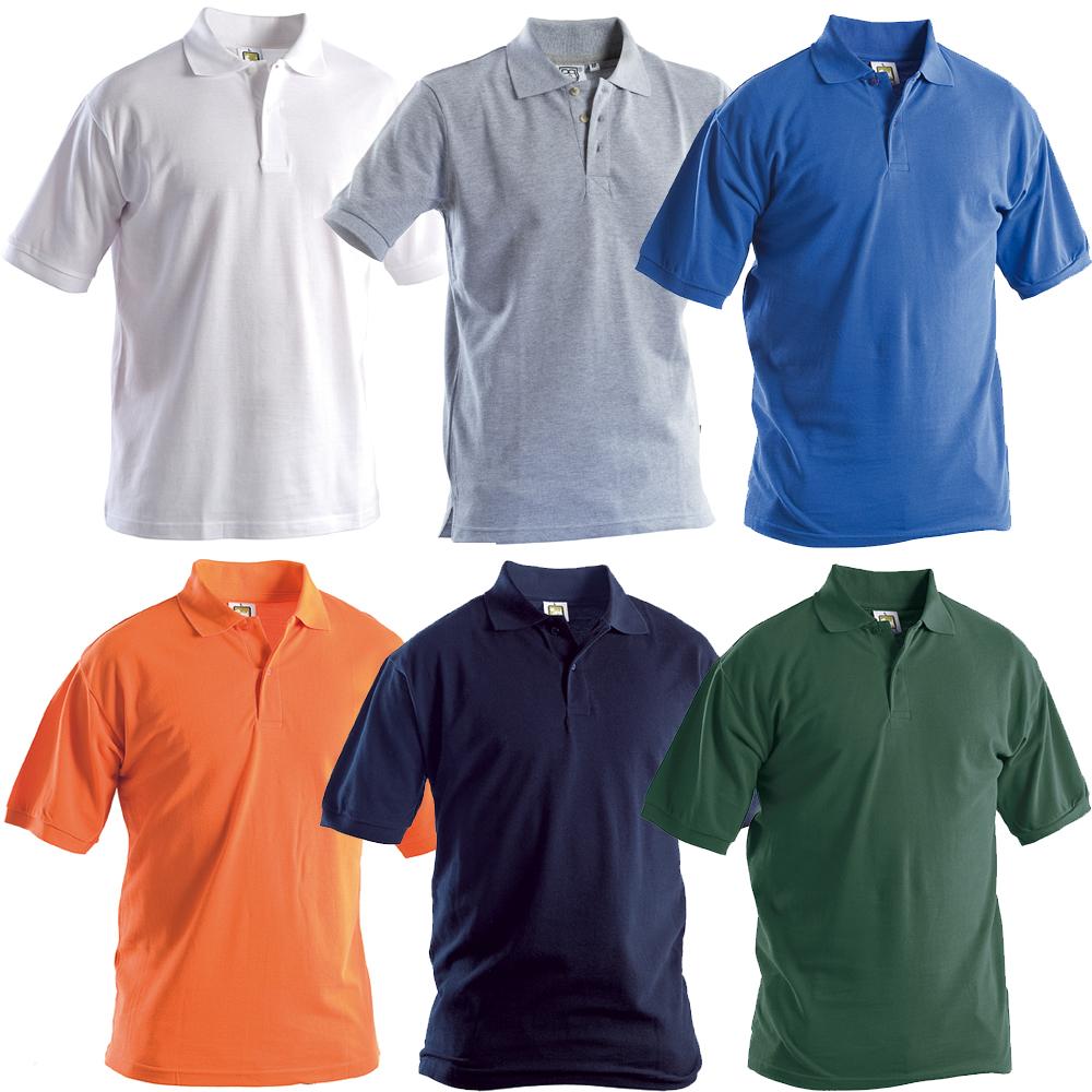 02b5cbc60edca Polo demi manche en couleur AERRE t-shirt Homme en coton 190gr transpirant  avec 3 boutons